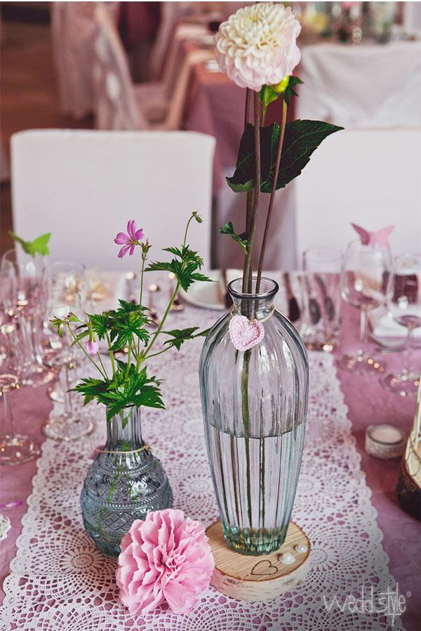 Vintage tischl ufer f r hochzeit mieten weddstyle for Boho dekoration